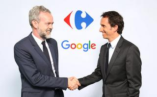 Carrefour partners with Google for digital push