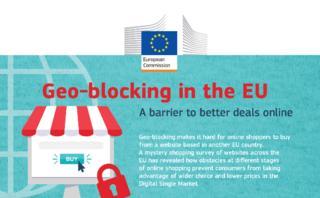 Geo-blocking: unlocking e-commerce in the EU