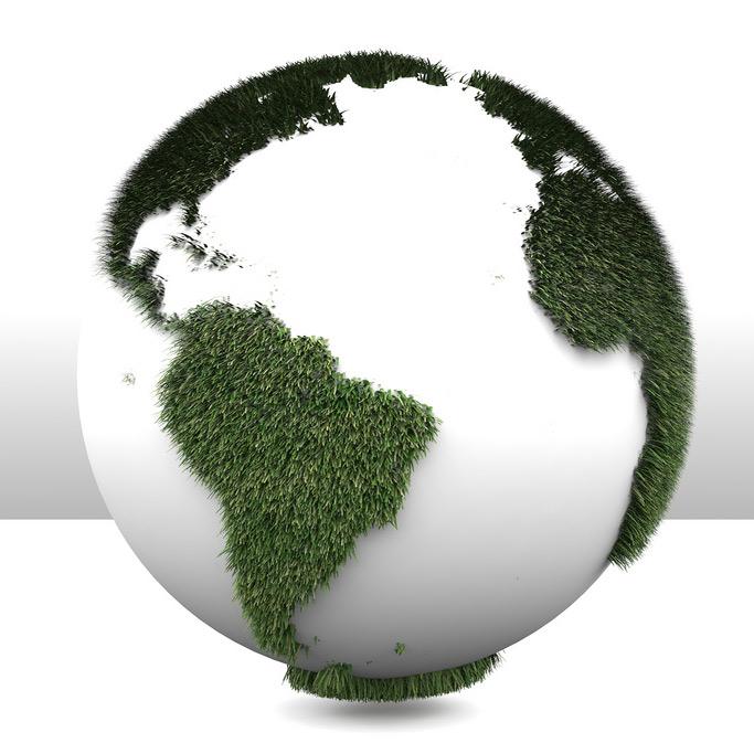 Cross-Border Green Planet (Pre-order)