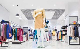 Will technology signal the death (or evolution) of the department store?