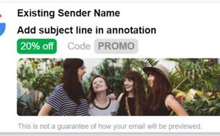 Gmail's updated Promotions tab empowers brands with exciting tools