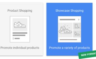 How to showcase shopping ads for best campaign results