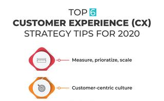 Top 6 customer experience strategy tips for 2020