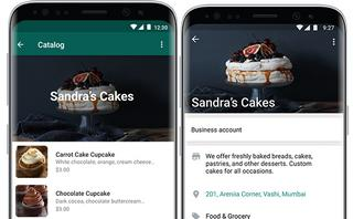 WhatsApp is adding catalogues to enable mobile commerce