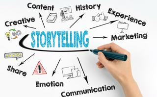How to use the art of storytelling to boost content marketing results