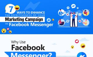 Enhance your marketing campaign with Facebook Messenger