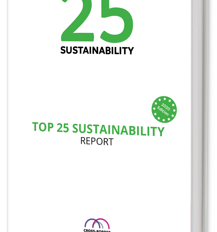TOP 25 Cross-Border Sustainability Report (Pre-order)