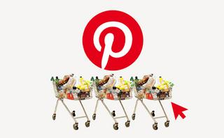 Pinterest is getting into online grocery shopping, allowing users to buy ingredients