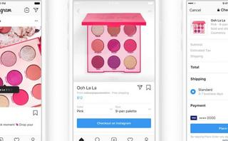 How Instagram is trying to make shopping more visible