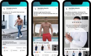Facebook retargeting ads in ecommerce
