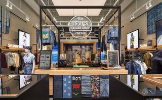 Inside Levi's new 'NextGen' retail store