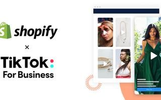 TikTok partners with Shopify on social commerce