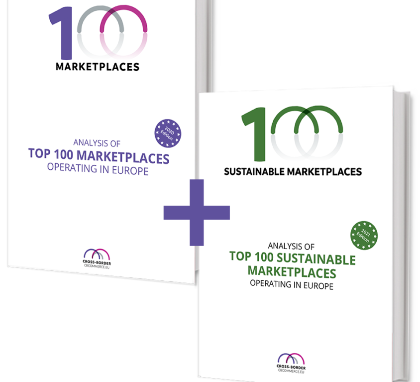 Package: TOP 100 Global Marketplaces & TOP 100 Sustainable Marketplaces
