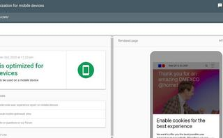 Google's mobile-first index: what webmasters need to know