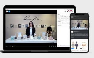 Retail marketers invest in livestreams to establish shopping's 'next normal'