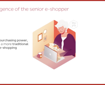 emergence of the senior e-shopper