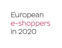 european e-shoppers in 2020