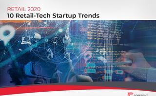 10 Retail tech startup trends