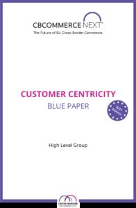 blue paper customer centricity