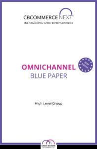 blue paper omnichannel