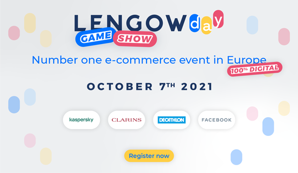 Lengow Day Ad