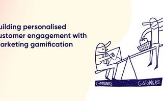 Building personalised customer engagement with gamification
