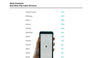 Buy Now, Pay Later statistics and user habits